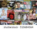 rio de janeiro  brazil   jan 31 ... | Shutterstock . vector #510684364