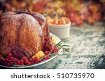 Thanksgiving Turkey Dinner...