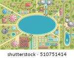 a vector illustration of... | Shutterstock .eps vector #510751414
