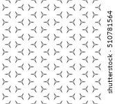 raster monochrome seamless... | Shutterstock . vector #510781564
