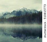 Lake Herbert In A Foggy Mornin...