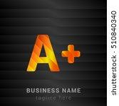increase font orange  yellow...   Shutterstock .eps vector #510840340