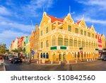 curacao  netherlands antilles.... | Shutterstock . vector #510842560