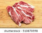 meat on the board | Shutterstock . vector #510870598