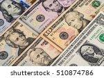 money american dollar bills   Shutterstock . vector #510874786