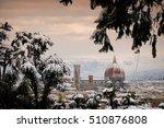 cathedral santa maria del fiore ... | Shutterstock . vector #510876808