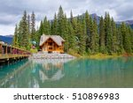 The Scenic Emerald Lake At...