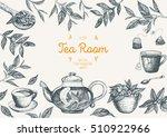 vector illustration frame for... | Shutterstock .eps vector #510922966