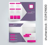 abstract flyer design... | Shutterstock .eps vector #510929800