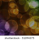 multicolor blurry dots... | Shutterstock .eps vector #51094375