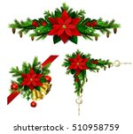 christmas elements for your... | Shutterstock .eps vector #510958759