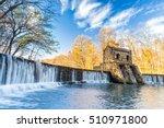 Speedwell Dam Waterfall  On...