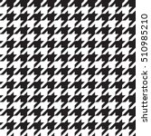 Seamless Houndstooth Pattern....