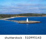 The Lighthouse On Mcnabs Islan...