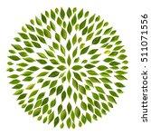 Ornamental Mandala Leaves...