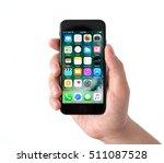 alushta  russia   october 29 ... | Shutterstock . vector #511087528