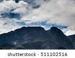 giewont. peak in tatry karpaty... | Shutterstock . vector #511102516