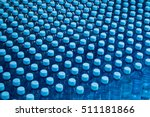lots of water bottles. bottles... | Shutterstock . vector #511181866