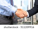 successful business people... | Shutterstock . vector #511209916