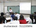 october 2  2016   students... | Shutterstock . vector #511235896