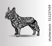 dog  vector  breed  cute  pet ... | Shutterstock .eps vector #511237459
