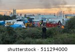 calais  france   october 25 ... | Shutterstock . vector #511294000