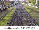lithuania   nov 04  train... | Shutterstock . vector #511296190