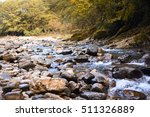 fast mountain river among rocky ... | Shutterstock . vector #511326889