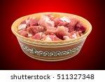 meat dish | Shutterstock . vector #511327348
