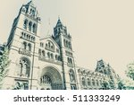 impressive building of the... | Shutterstock . vector #511333249