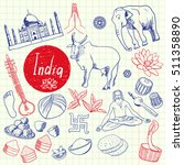 India Associated Symbols....