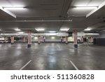 empty parking garage... | Shutterstock . vector #511360828
