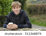young happy laughing male boy... | Shutterstock . vector #511368874