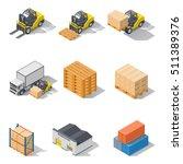 Storage Equipment Isometric...