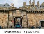 saint malo  france   june 14 ... | Shutterstock . vector #511397248