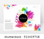 set of hand drawn universal... | Shutterstock .eps vector #511419718