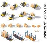 storage equipment isometric... | Shutterstock .eps vector #511427140