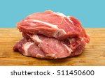 meat | Shutterstock . vector #511450600