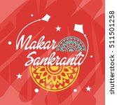 vector illustration of a banner ... | Shutterstock .eps vector #511501258