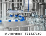 for the production of plastic... | Shutterstock . vector #511527160