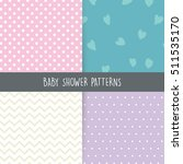 amazing cute backgrounds | Shutterstock .eps vector #511535170