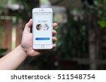 chiangmai thailand   nov 02... | Shutterstock . vector #511548754