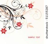 spring background | Shutterstock .eps vector #51155287