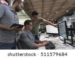 startup business people group... | Shutterstock . vector #511579684