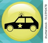 police car   Shutterstock . vector #511593478