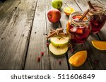 Autumn And Winter Sangria With...