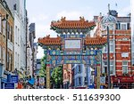 The Gate In Chinatown  London ...