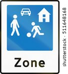 road sign used in denmark  ... | Shutterstock . vector #511648168