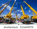 Mobile Construction Cranes Wit...