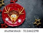 Reindeer Pancakes Recipe....